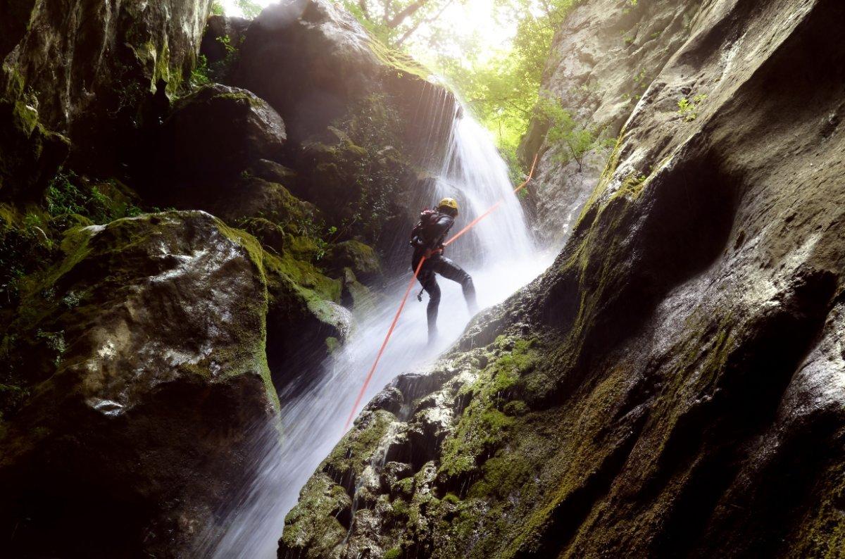 event-Un Emozionante Canyoning alle Pendici del Monte Rosa - POMERIGGIO