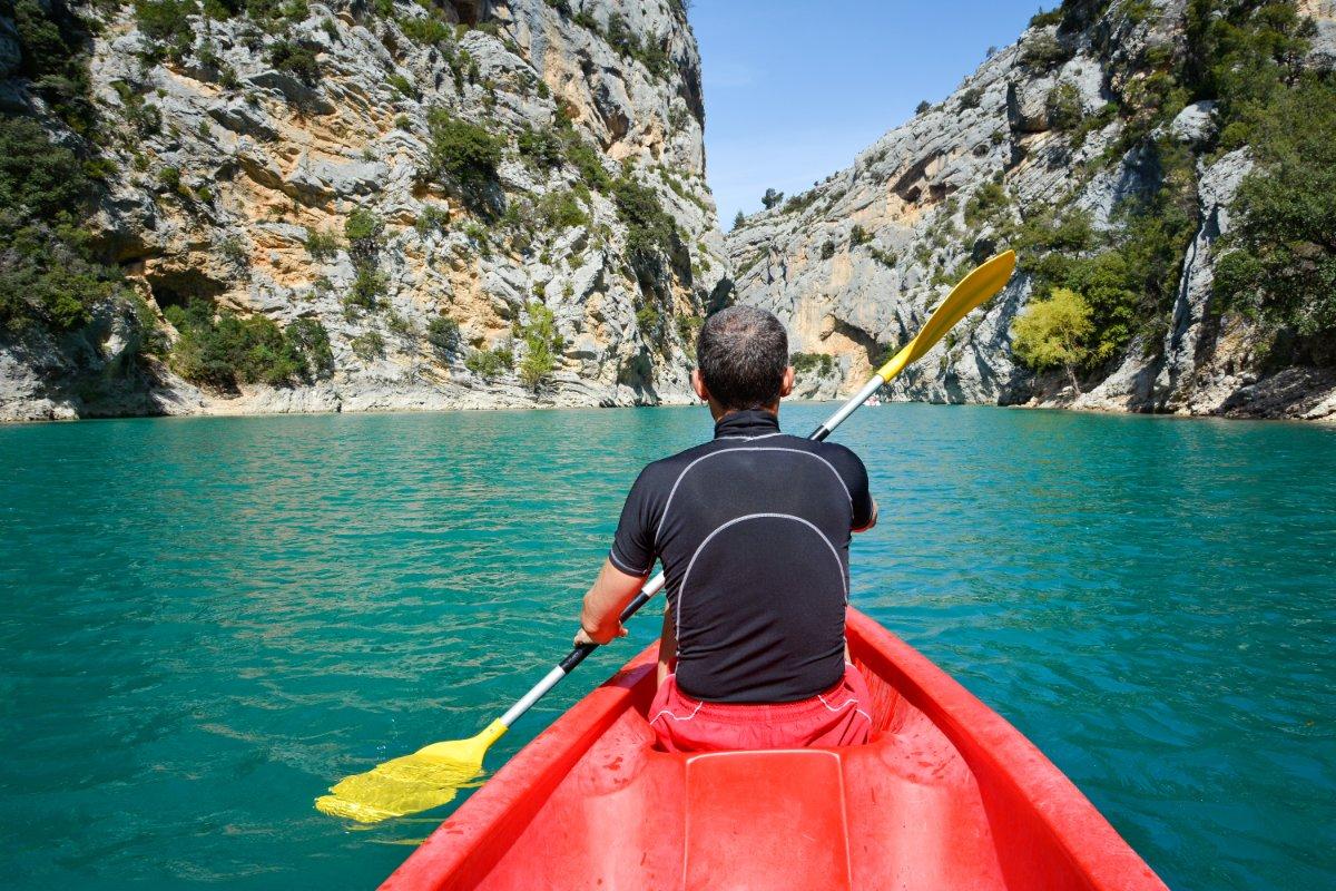 event-Un Emozionante Tour in Canoa nelle Inesplorate Gole del Rio Novella