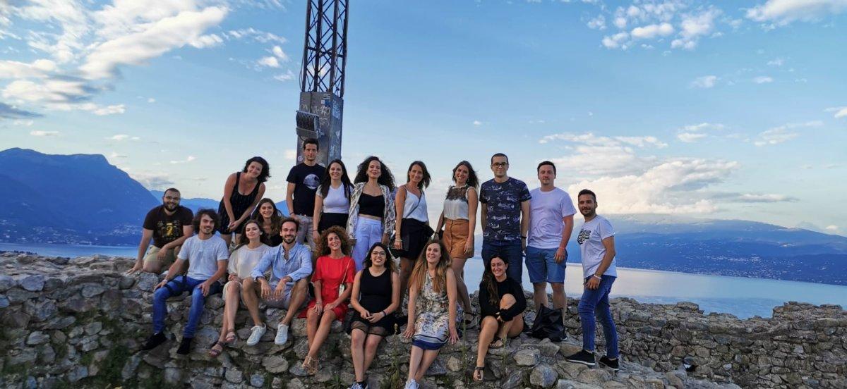 event-La fantastica escursione del Team a Pantelleria.