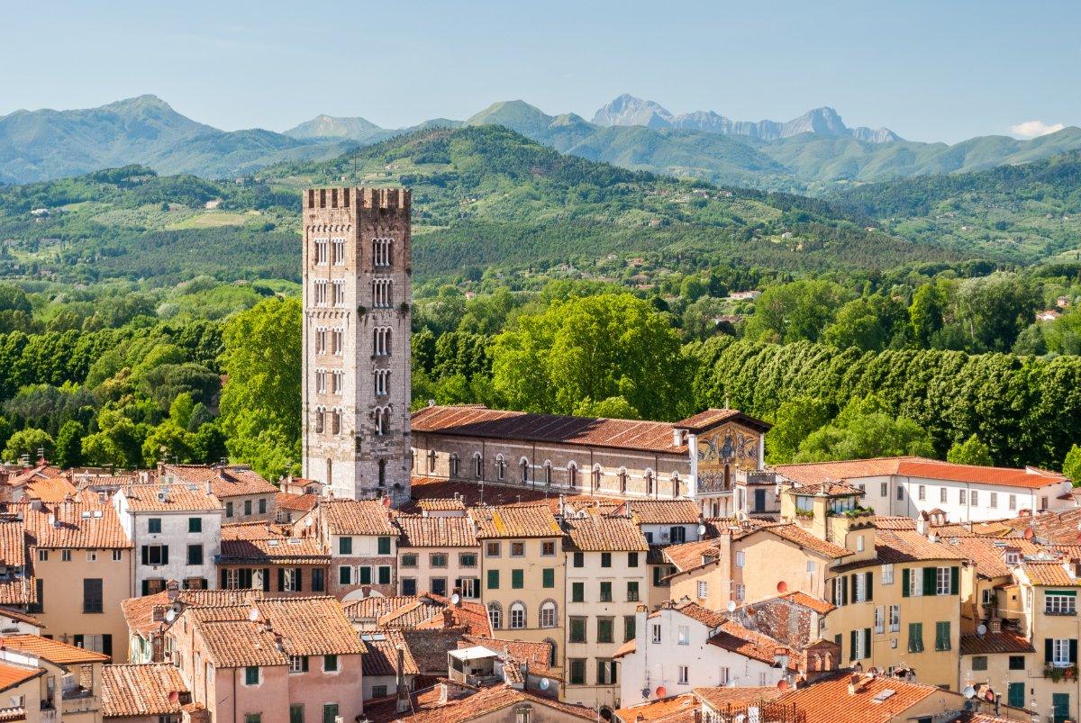 event-Passeggiata sulle Colline Lucchesi: Trionfo di Ville, Chiese e Vigneti DOC