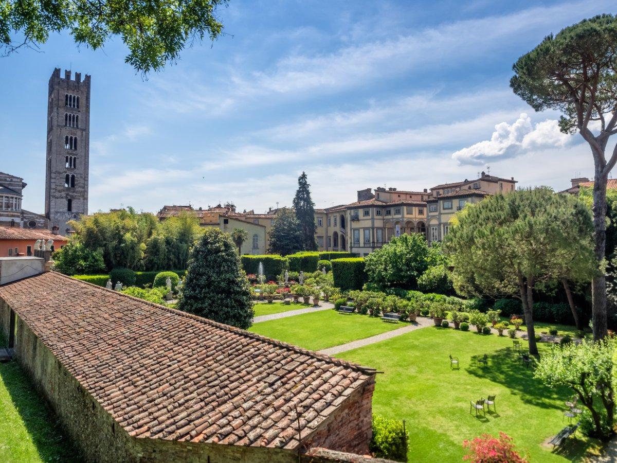 event-Lucca nel Verde: Spettacolari Giardini, Fontane e Alberi Secolari