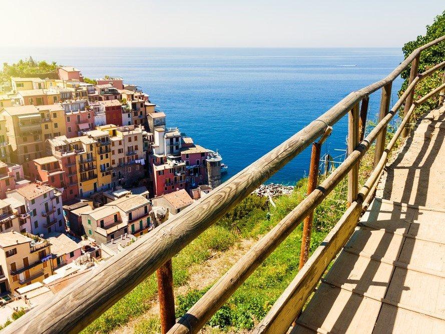 event-E-Bike Tour Panoramico nelle Cinque Terre (E-Bike Inclusa)