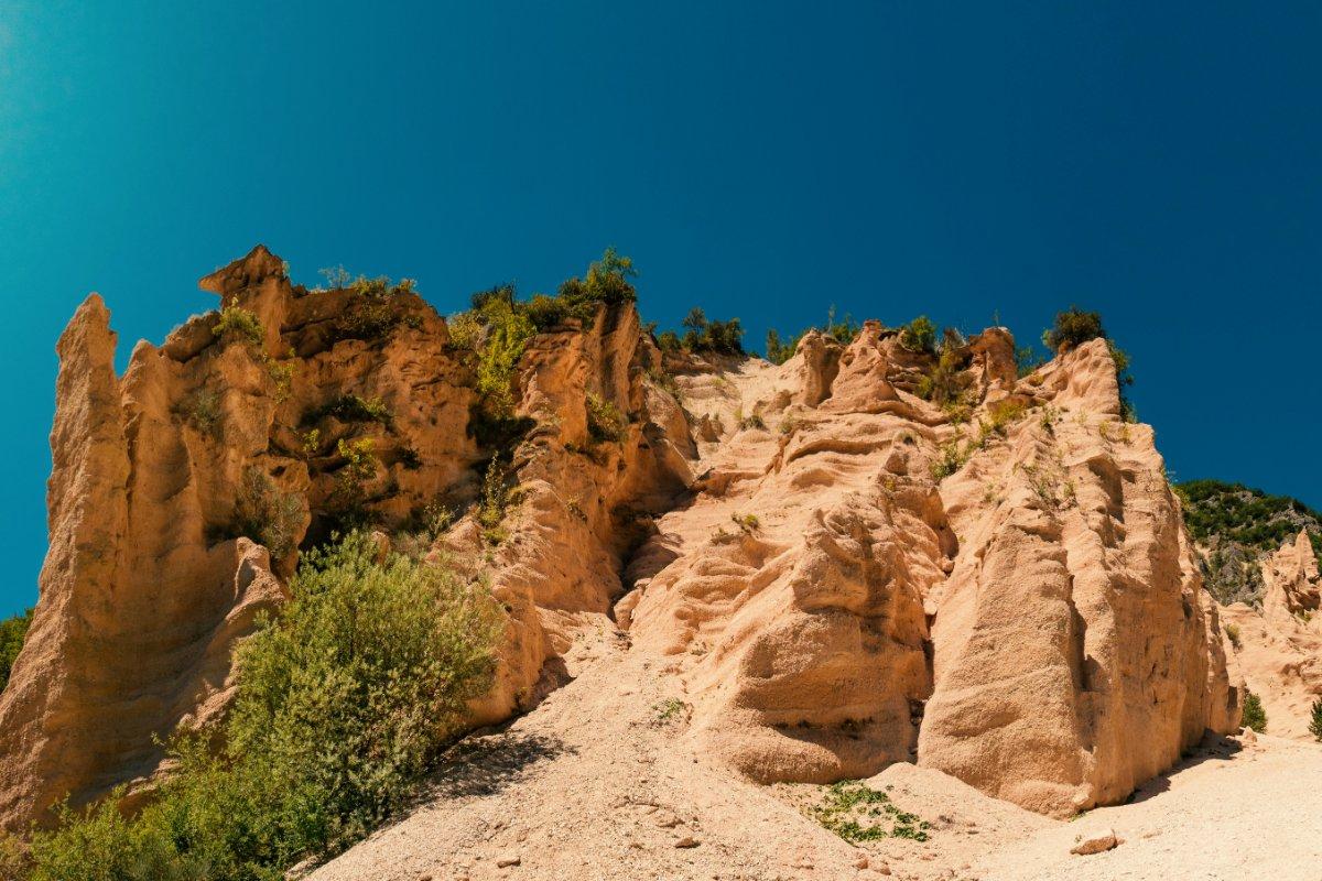 event-Tramonto alle Lame Rosse: Un Canyon Infuocato nei Monti Sibillini