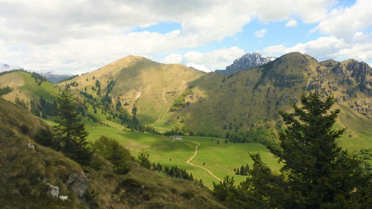 event-In Vetta al Monte Ario: Un Trekking tra Sconfinati Orizzonti