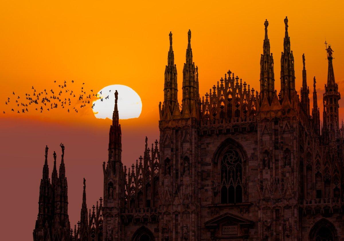 event-Milano Tenebrosa: Uscita in Lingua Inglese - Speciale Halloween