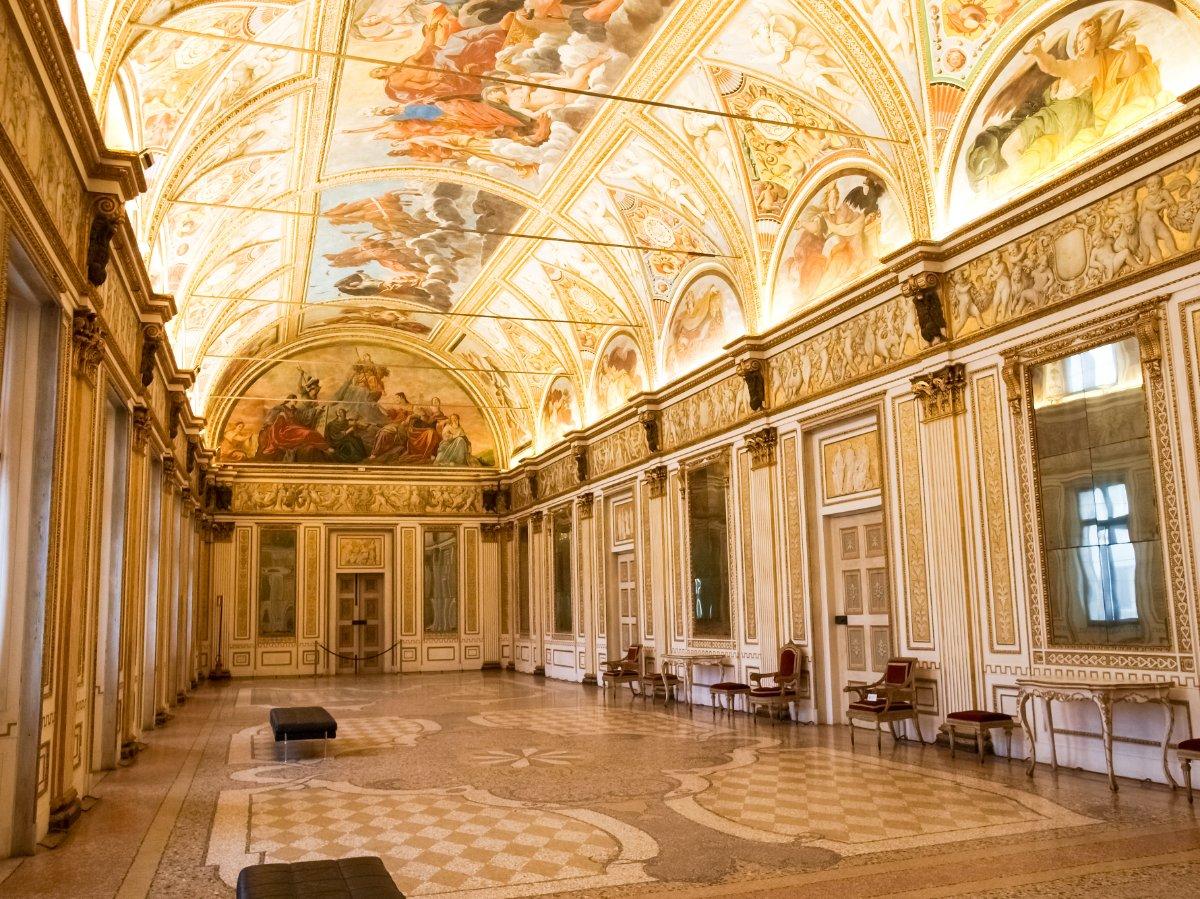 event-Tour Guidato del Palazzo Ducale di Mantova e della Camera degli Sposi