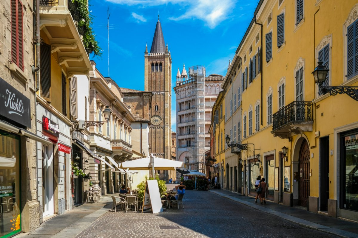 event-Parma: Tour Guidato tra Storia e Profumi
