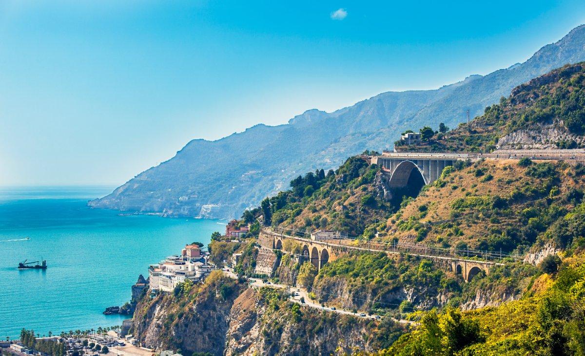 event-Da Salerno al Castello Arechi