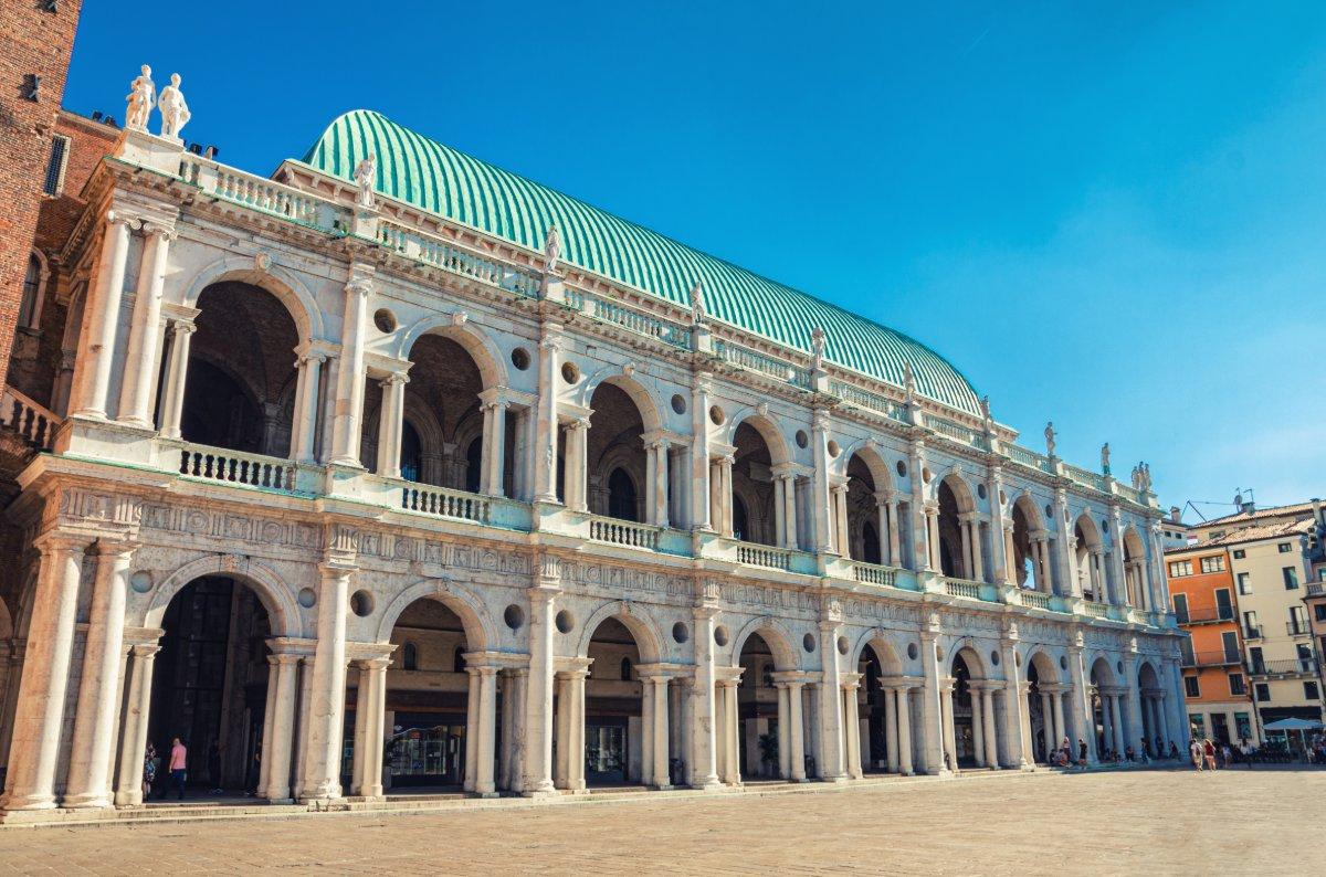 event-Vicenza, Salotto Rinascimentale e L'Architettura Palladiana: La Basilica e il Teatro