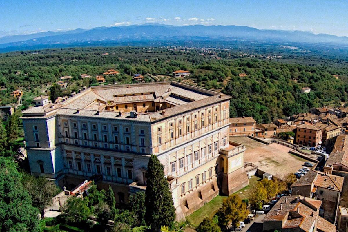 event-Visita Guidata di Palazzo Farnese e dei suoi Giardini a Caprarola