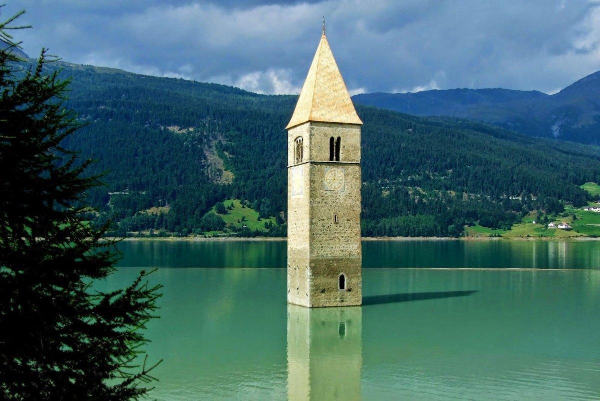 event-Un Fine Settimana Spettacolare: Il Lago di Resia, Gemma della Val Venosta