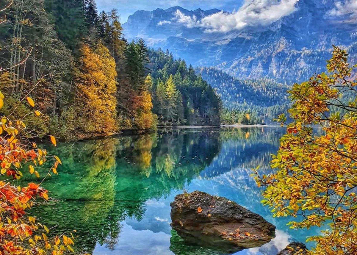 event-Foliage al Lago di Tovel e Sentiero nella Roccia di San Romedio