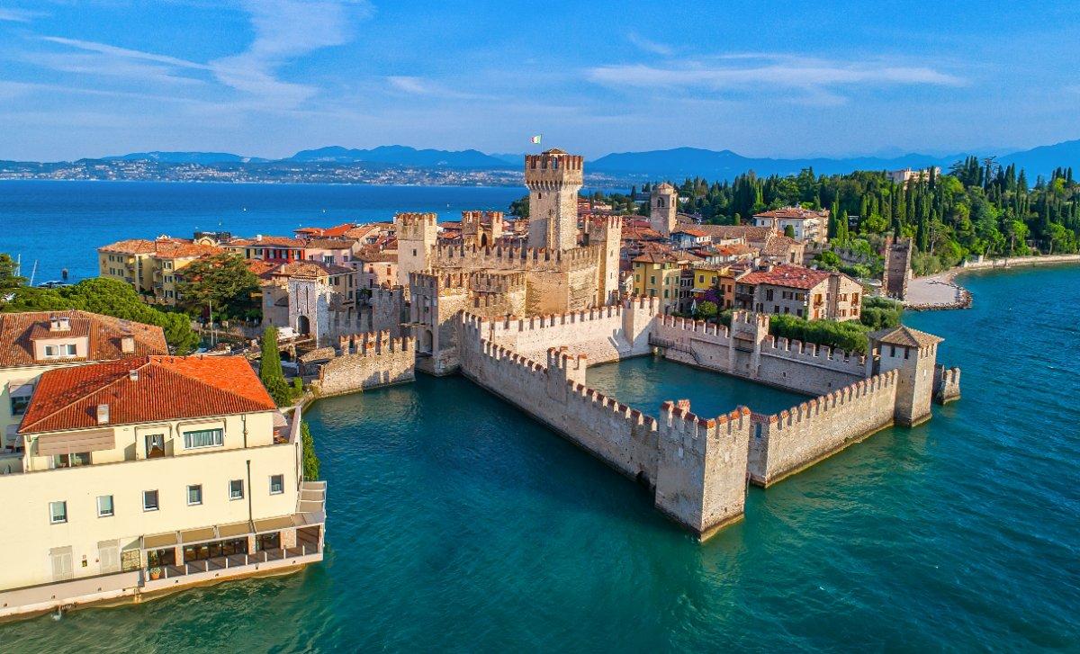event-Lago di Garda: Terme di Sirmione e Lezione di Cucina a Borghetto