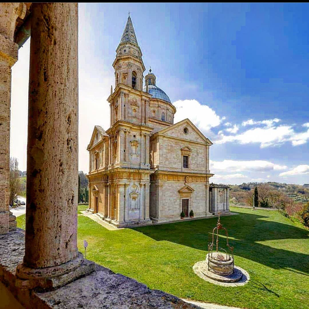 event-Pienza, Sant'Antimo, Montalcino e Montepulciano