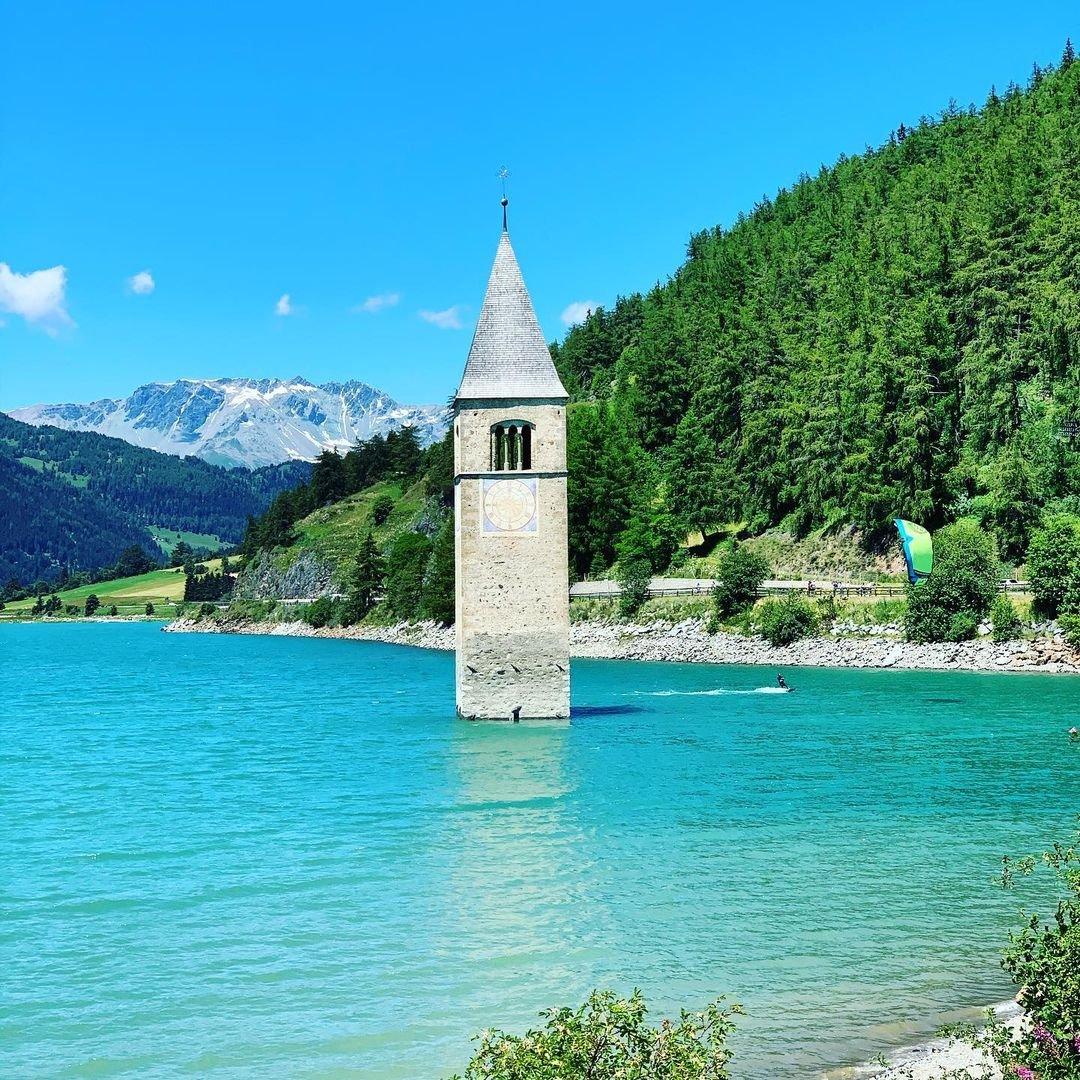 event-Un Fine Settimana al Lago di Resia, Gemma della Val Venosta