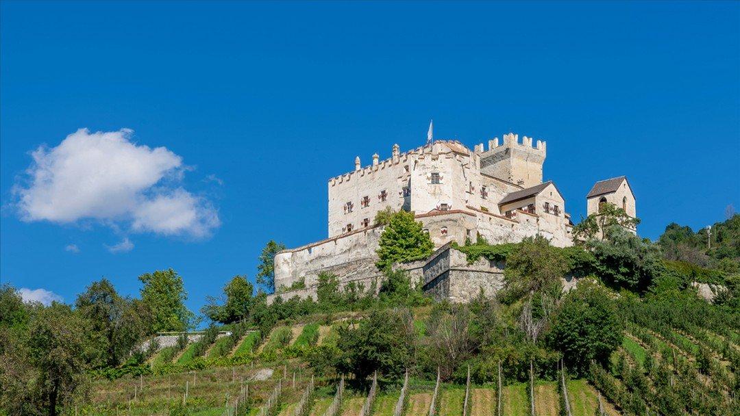 Glorenza e Castel Coira