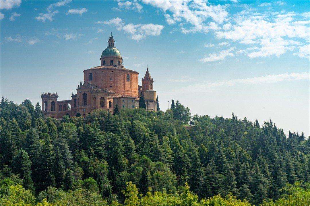 Da Bologna a Monte Adone