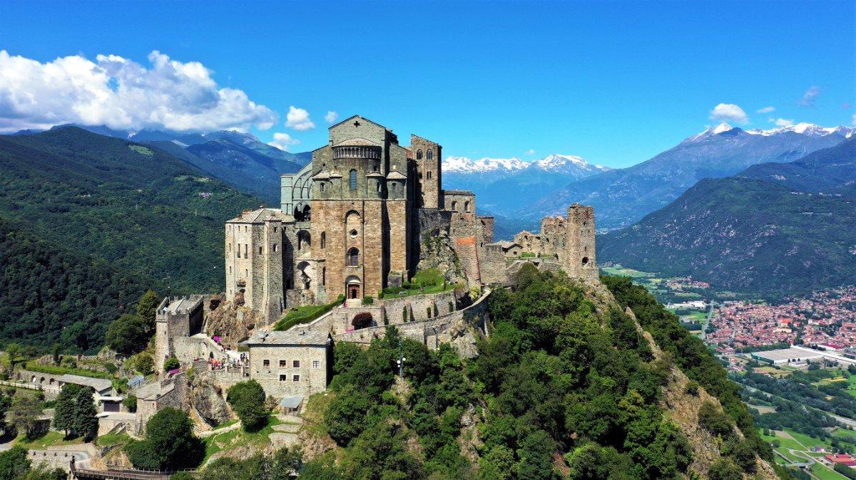event-Escursione alla Sacra di San Michele: Il Simbolo del Piemonte