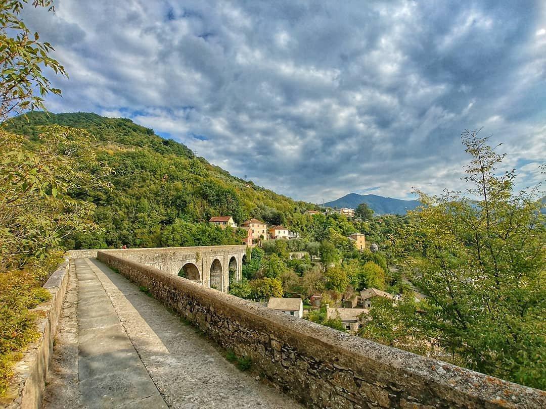 event-L'Acquedotto Storico di Genova: Itinerario con Scorci Mozzafiato