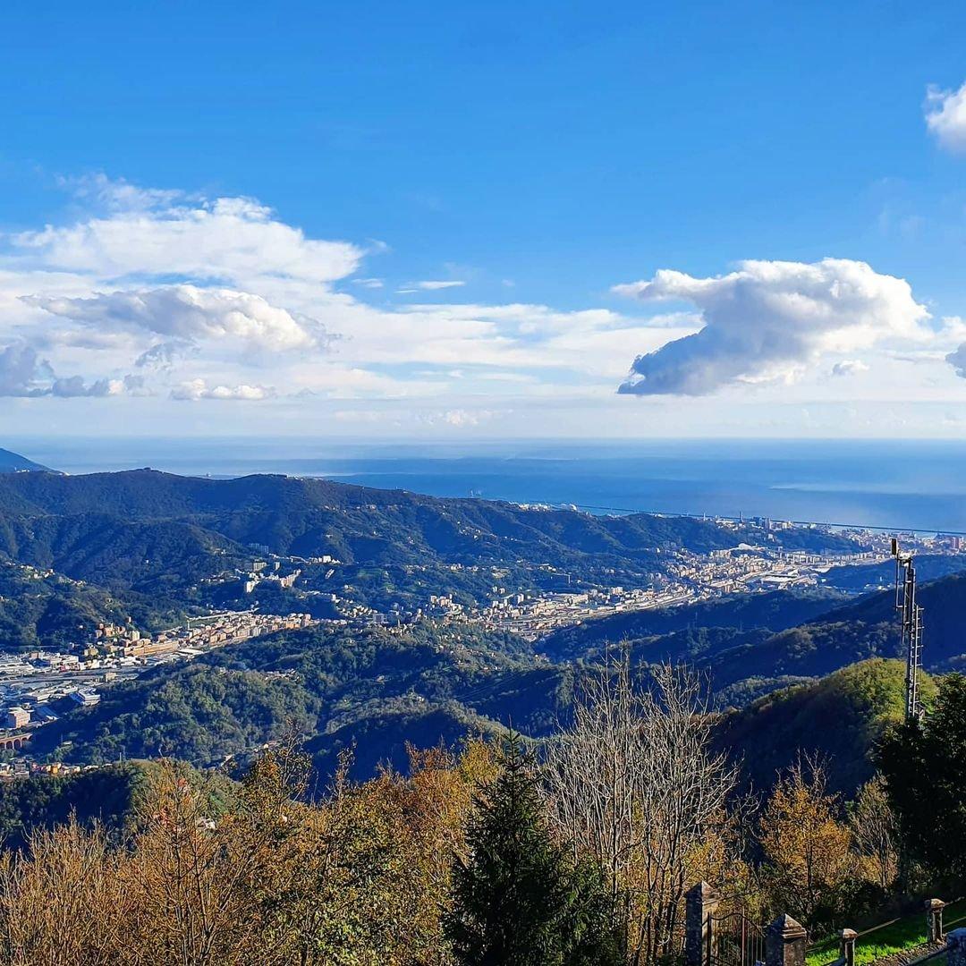 event-Lungo la Via Postumia: Passeggiata in Val Polcevera