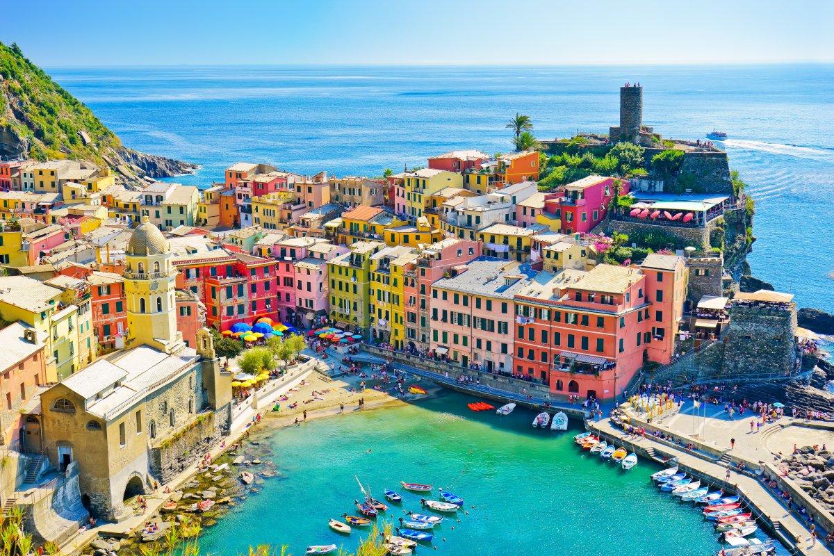 event-Una Settimana da Sogno Tra le Cinque Terre e Portofino