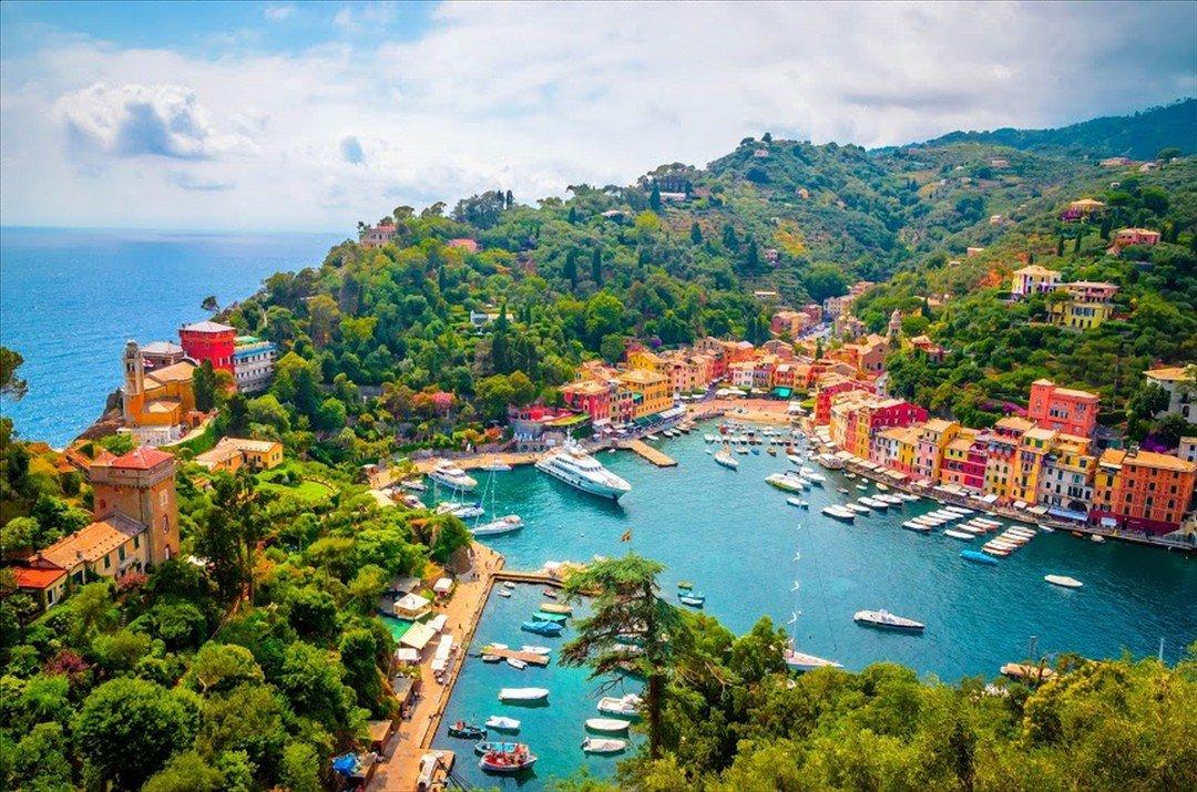 Portofino, San Fruttuoso e Camogli
