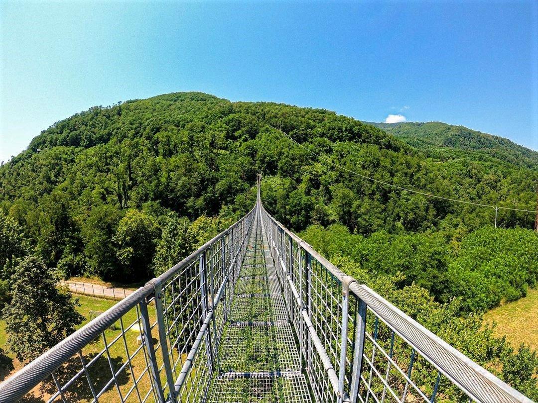 event-Trekking Adrenalinico al Ponte Sospeso di San Marcello Pistoiese