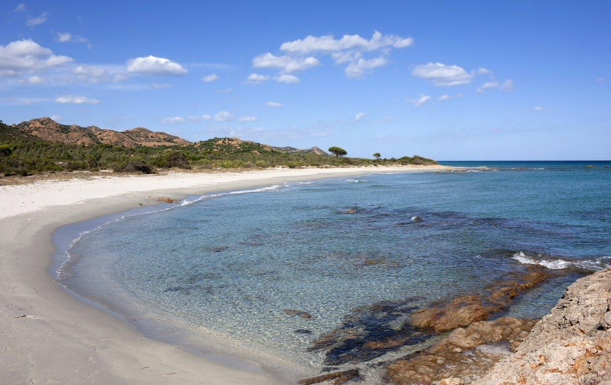 La Spiaggia Bianca di Bidderosa, Oasi protetta