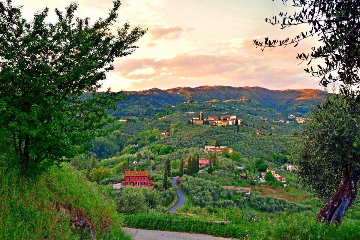 event-Tra i Borghi della Valdinievole: Escursione e Merenda al Tramonto