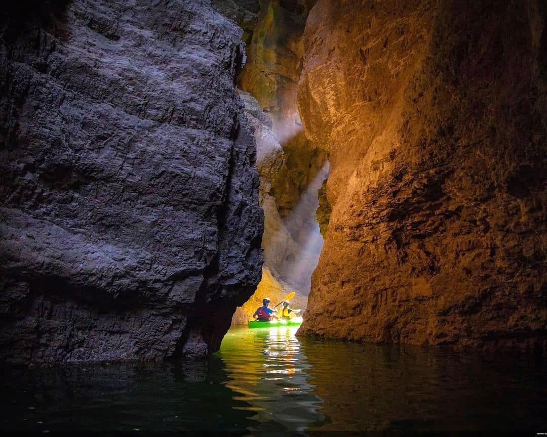 event-In Canoa tra le Spettacolari Gole del Rio Novella