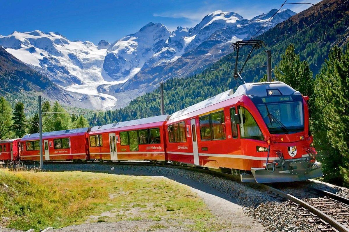 event-Il Trenino Rosso del Bernina e l'Accademia del Pizzocchero