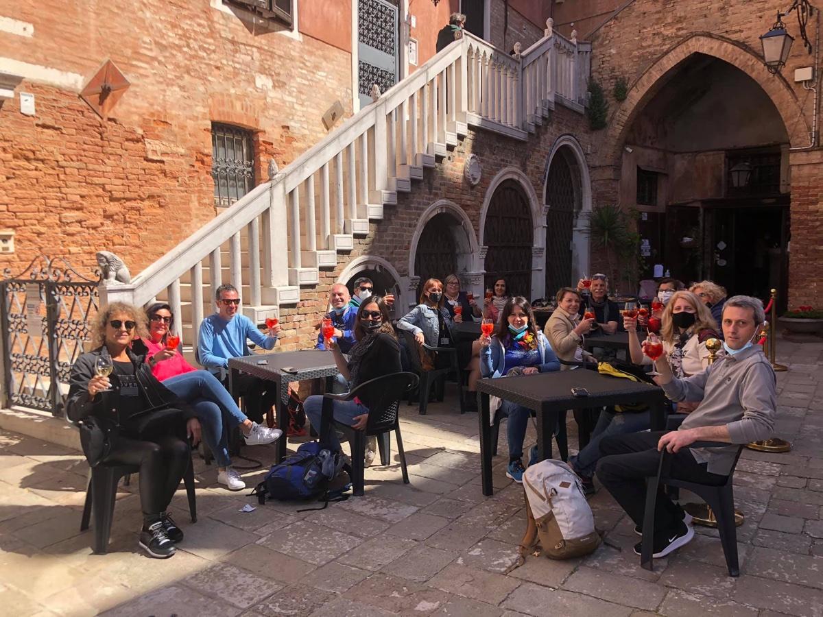event-Bacaro Tour a Cannaregio: Immersione negli Autentici Sapori Veneziani