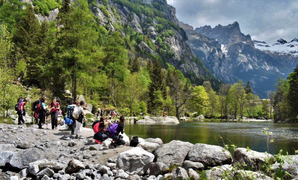 event-Camminata nella Yosemite Italiana: La Val di Mello e la Cascata del Ferro