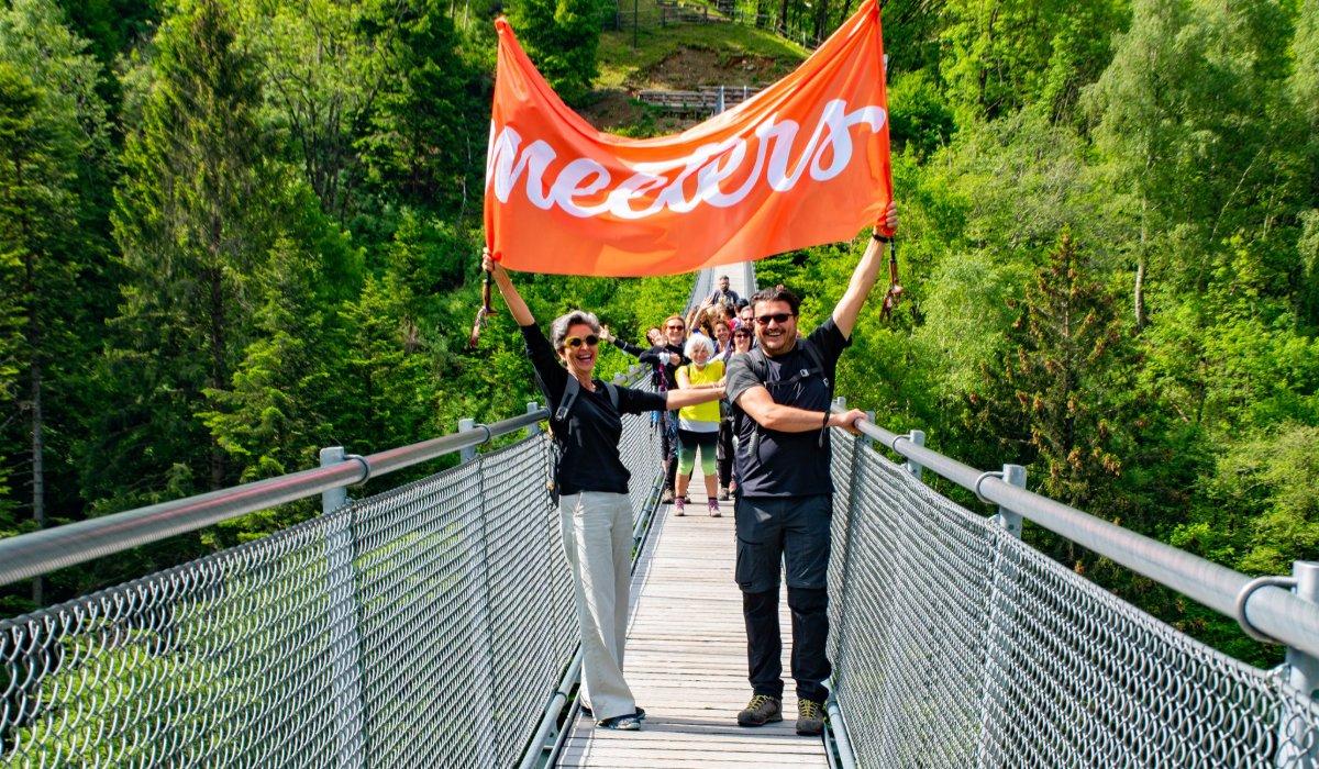 event-Escursione al Ponte Nel Cielo: Il più Alto d'Europa