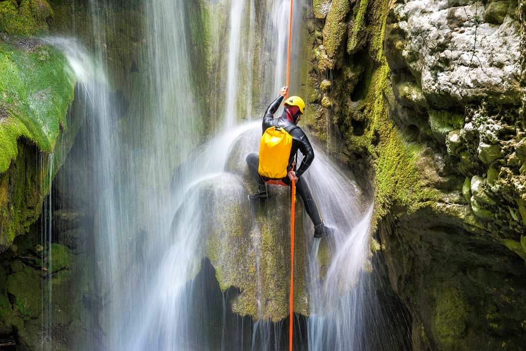event-Uno Spettacolare Canyoning in Val di Sole