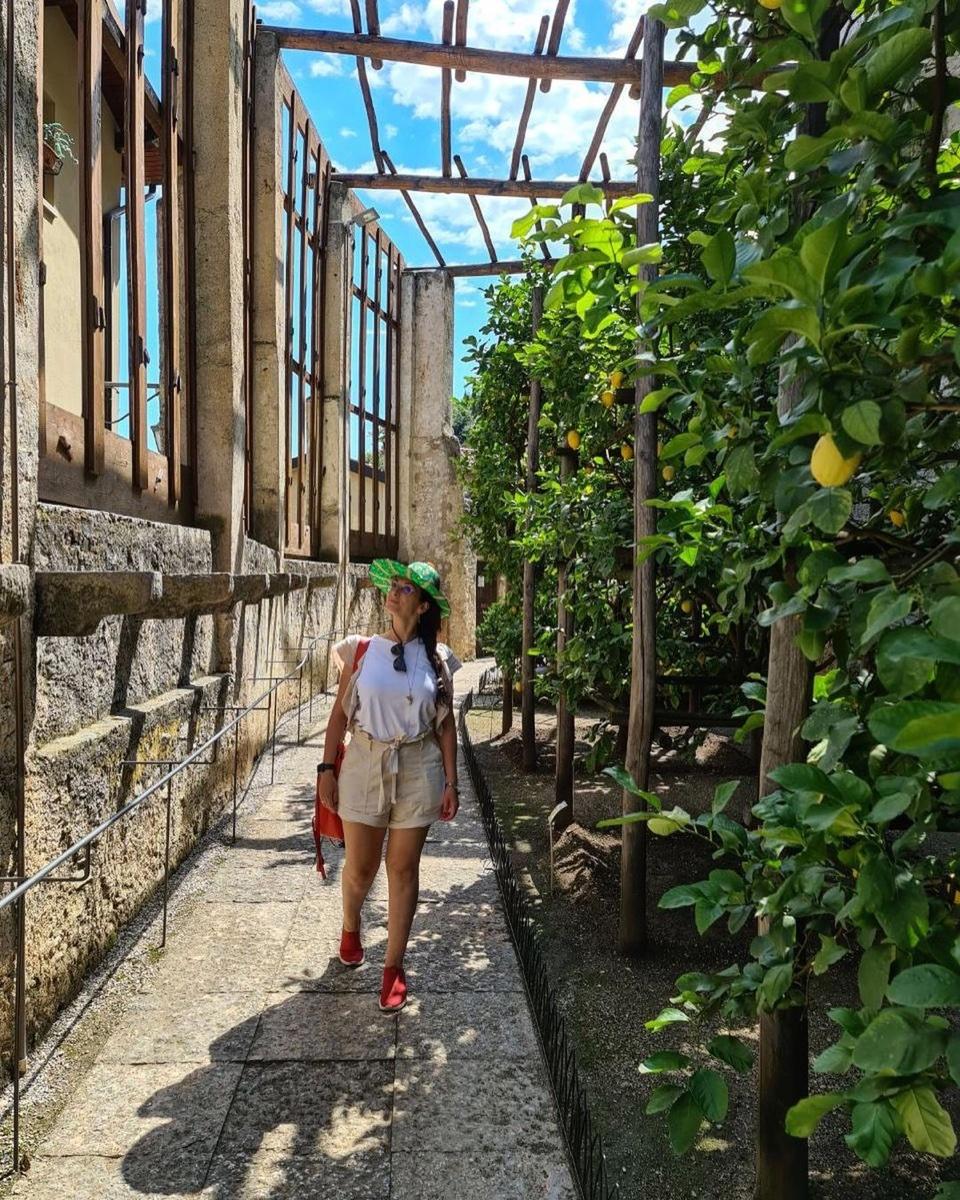 event-Visita a Limone sul Garda e alla storica Limonaia del Castèl