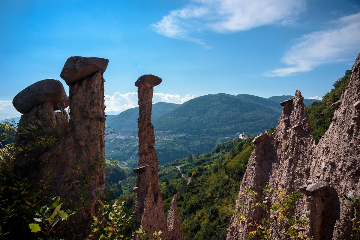 event-Escursione alla Cascata del Lupo e alle Piramidi di Segonzano