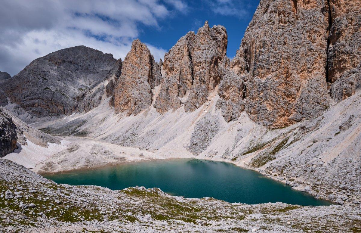 Il Lago di Antermoia: il Cuore delle Dolomiti