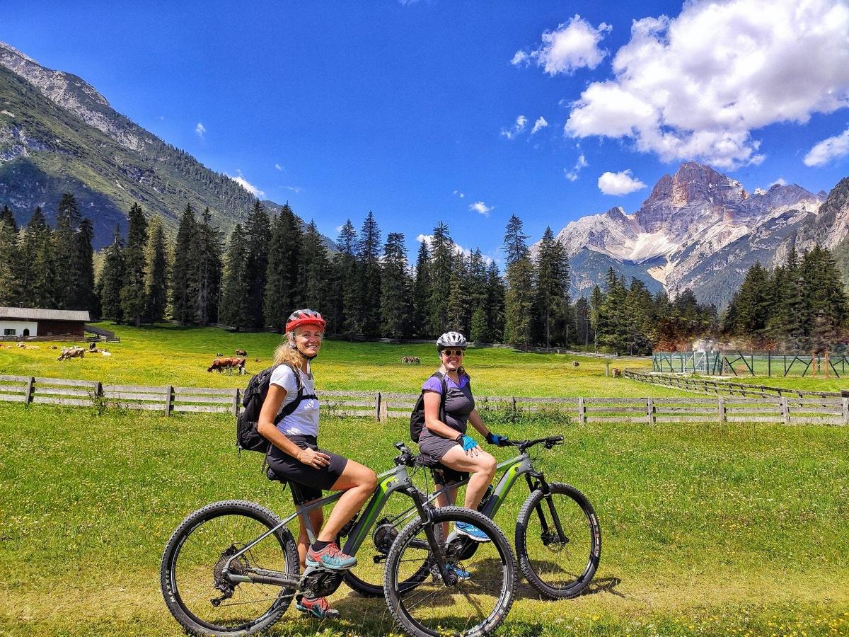 event-E-Bike Tour sulla Ciclabile delle Dolomiti tra Cortina e Dobbiaco