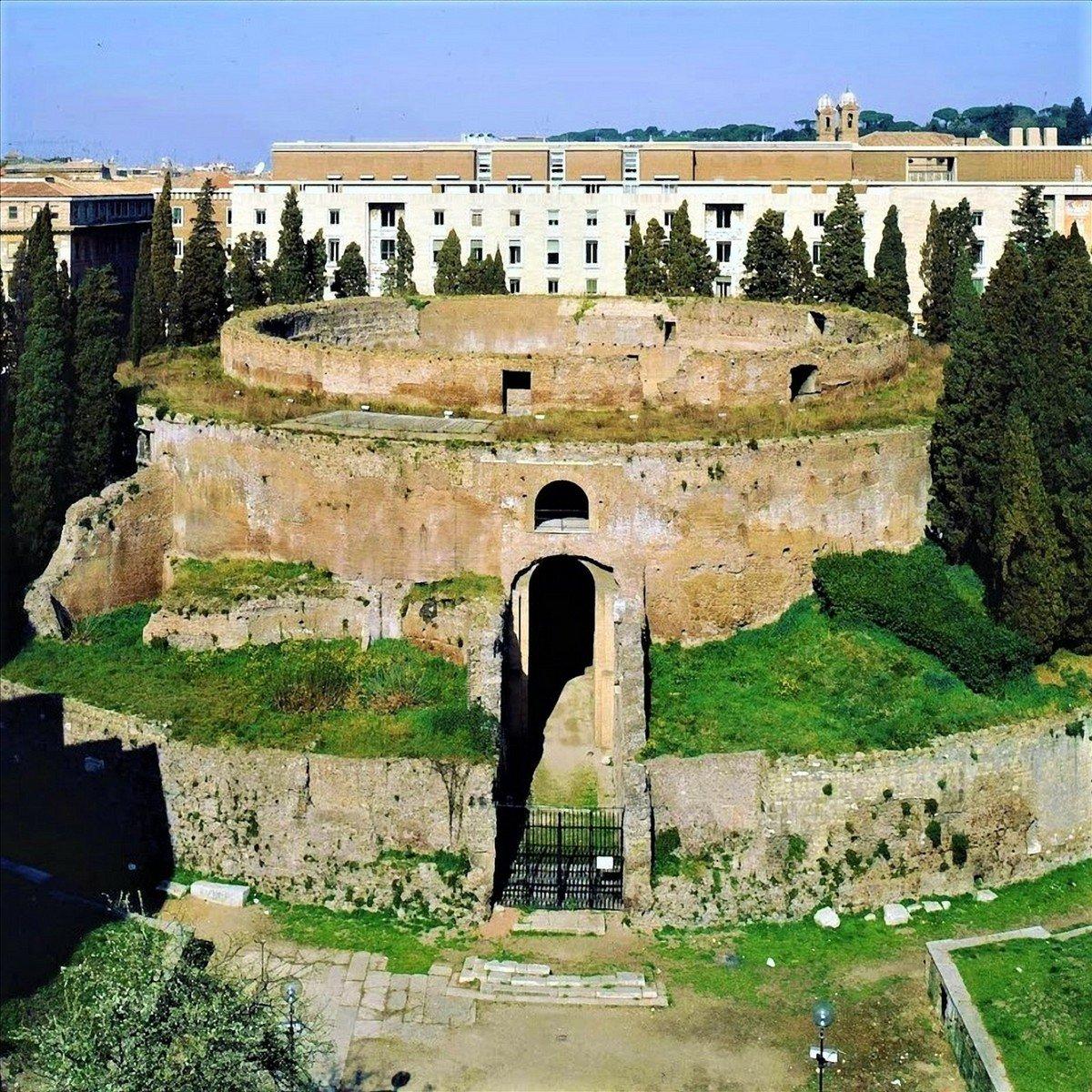 event-Visita Guidata del Mausoleo di Augusto