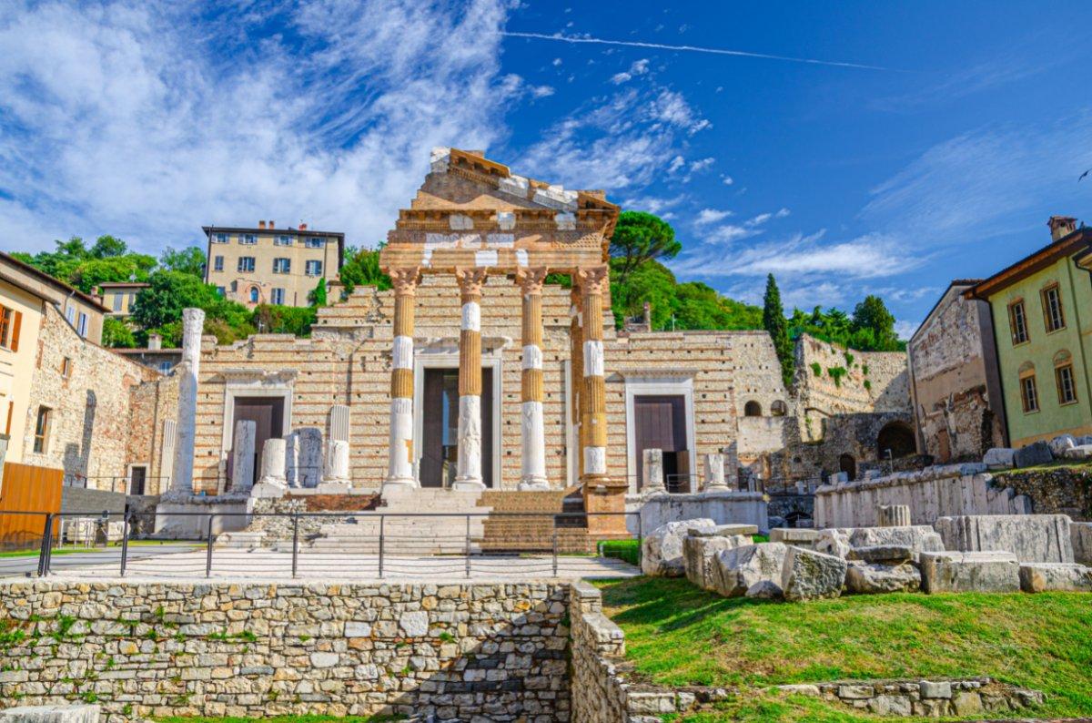event-Un Tour nella Storia: Il Parco Archeologico di Brescia Romana e la Vittoria Alata