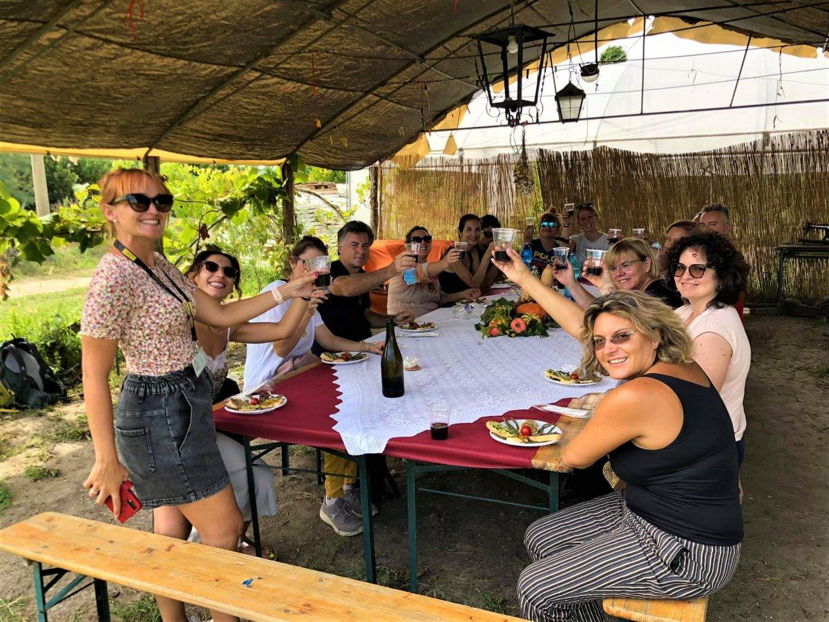 event-Visita con Degustazione all'Isola di Sant'Erasmo: L'Orto di Venezia