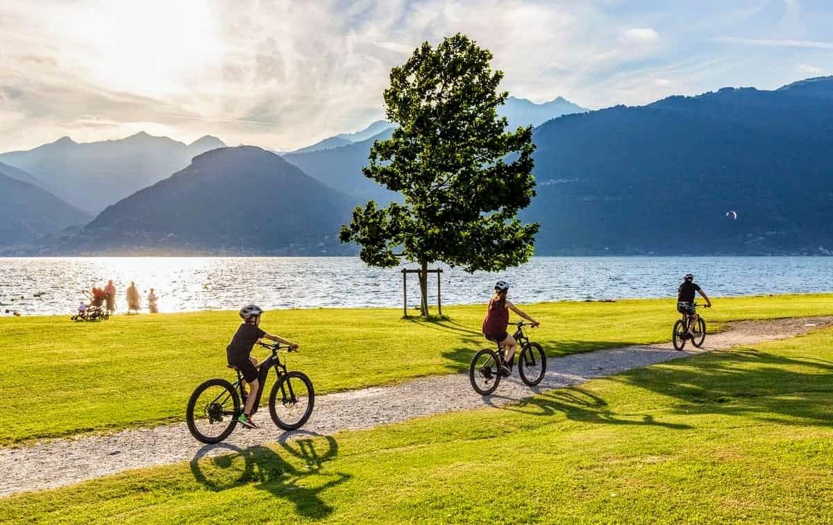 event-E-Bike Tour tra Laghi e Monti da Menaggio a Varenna