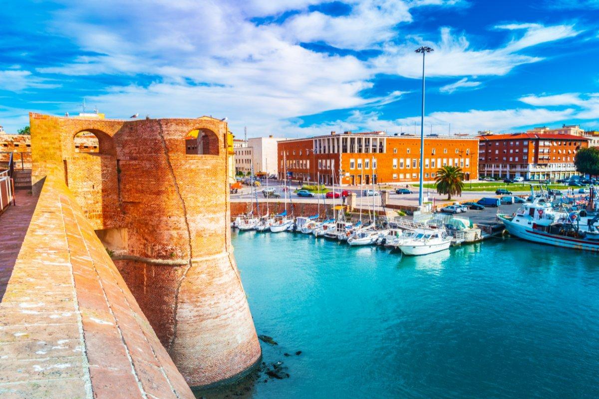 event-Passeggiata Guidata tra le Fortezze Medicee di Livorno