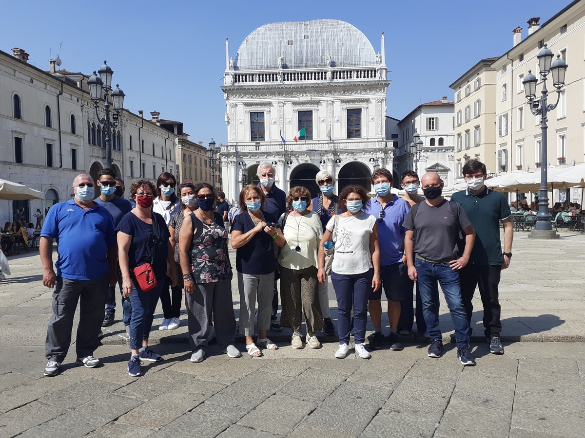 event-Workshop in Lingua Inglese: Brescia Storica