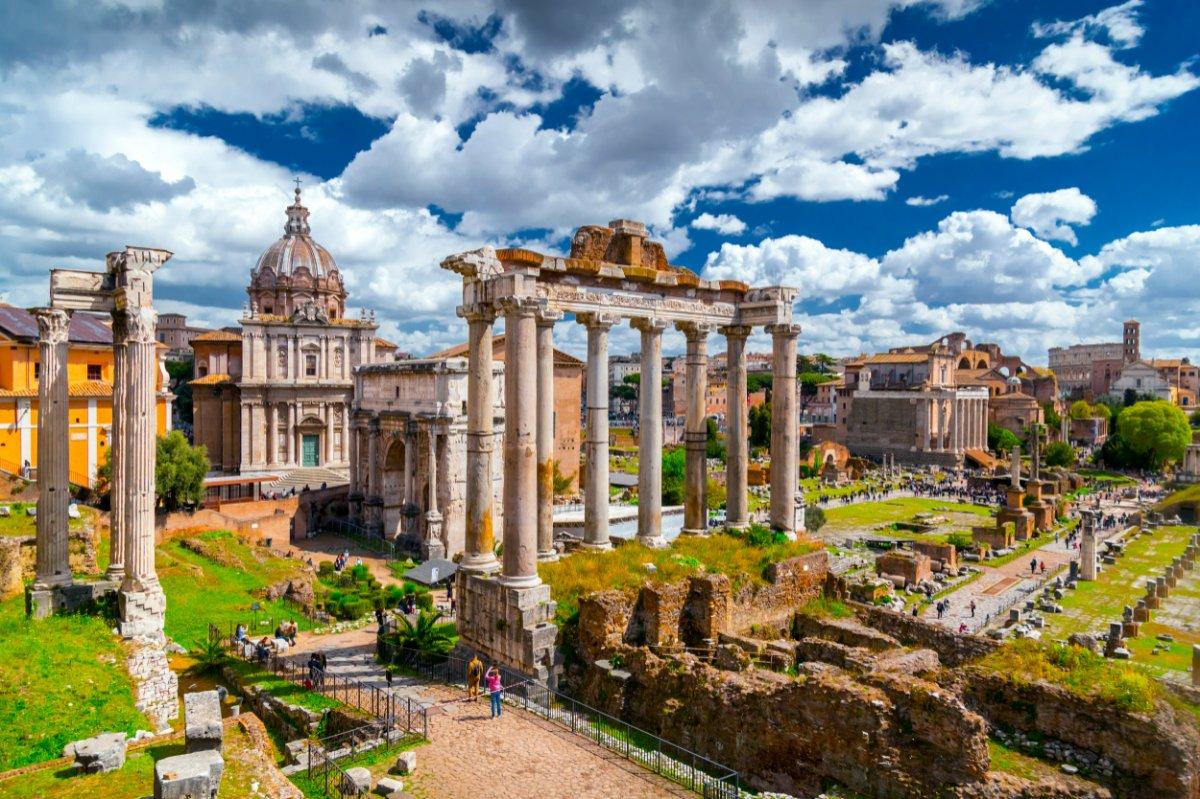 event-Passeggiata Archeologica Guidata: La Roma dei Cesari