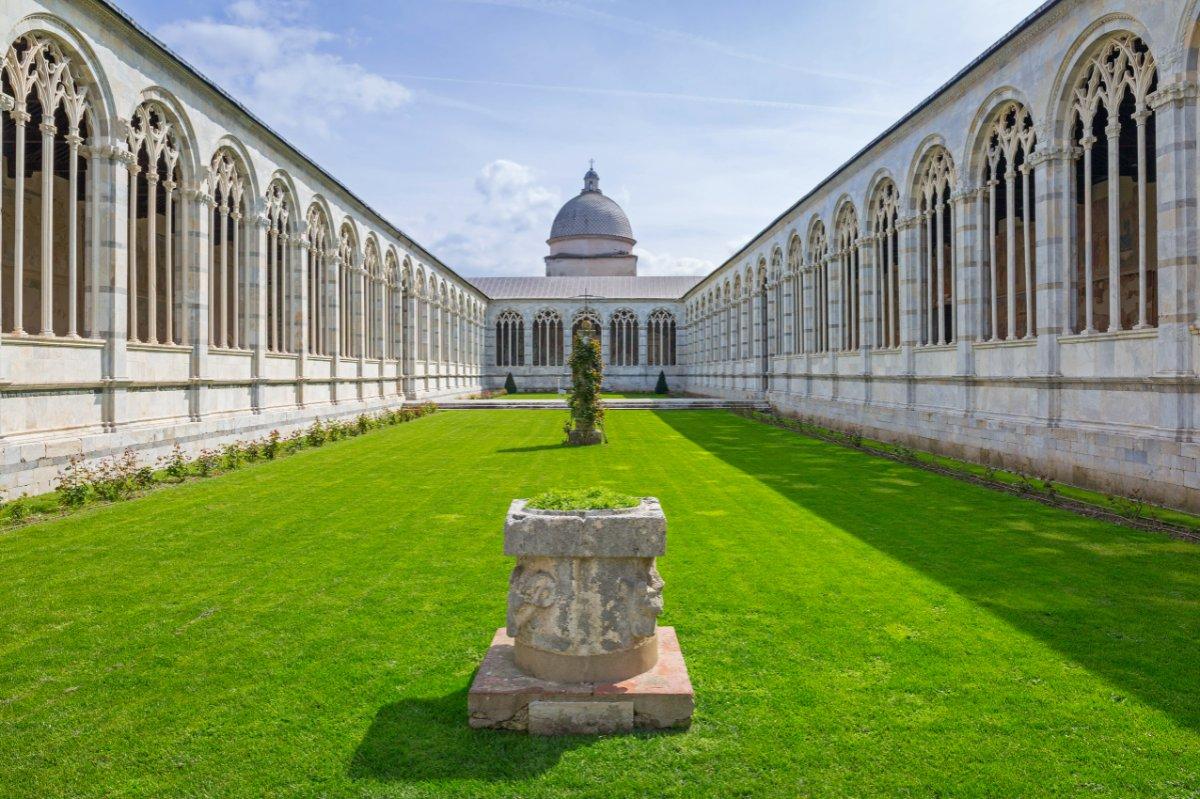 event-Visita Guidata al Camposanto: Tra Storia, Arte e Religione