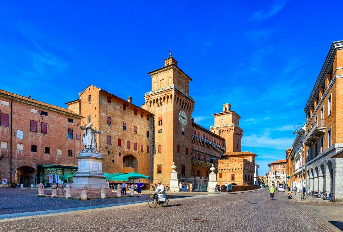 event-Una Passeggiata nella Storia: La Ferrara Medievale