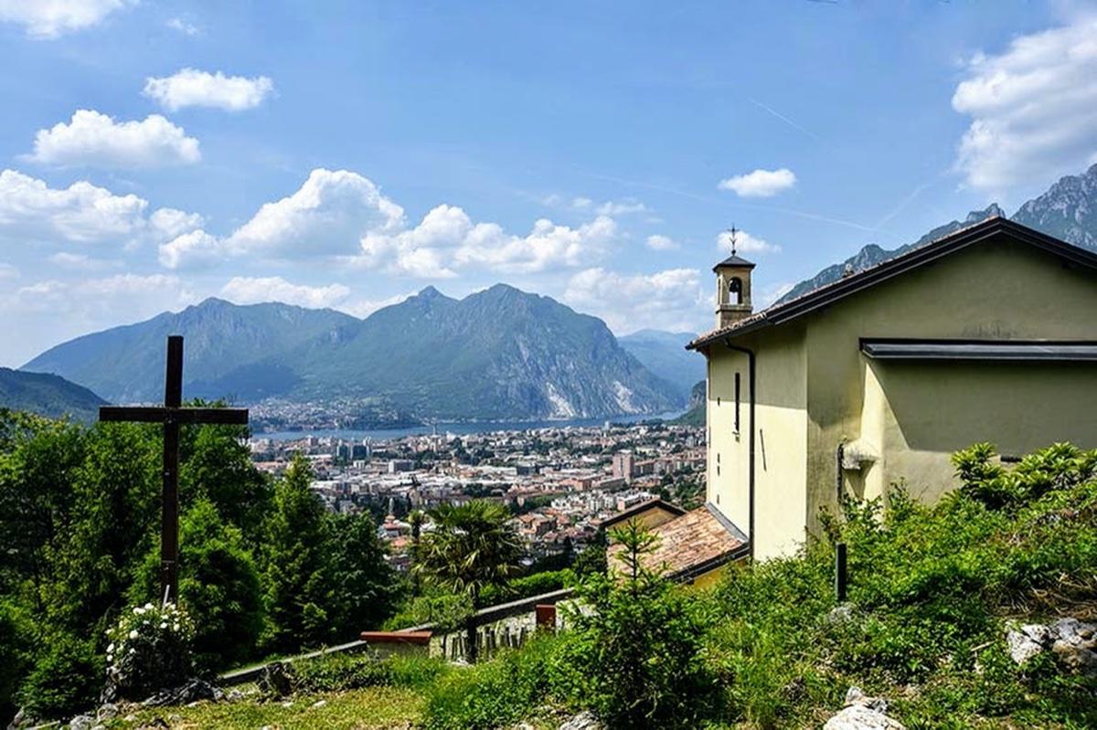 event-Un Balcone su Lecco: Escursione alla Madonna della Rovinata