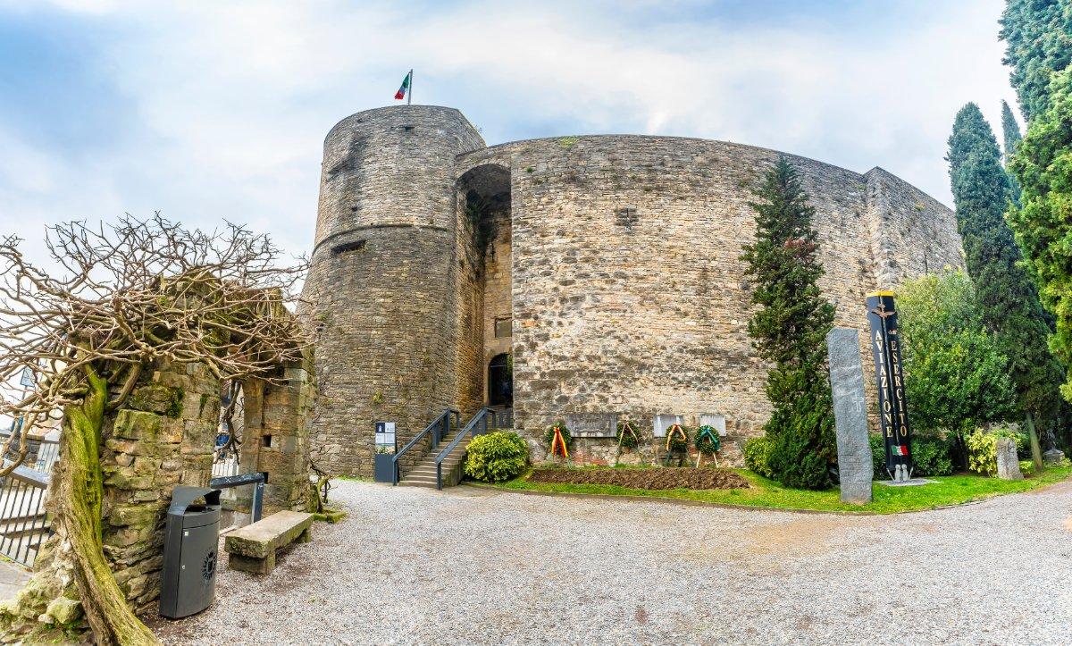 event-Una Passeggiata attraverso la Storia: I Castelli di Bergamo